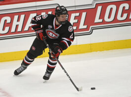 Jack Ahcan College Hockey Free Agents