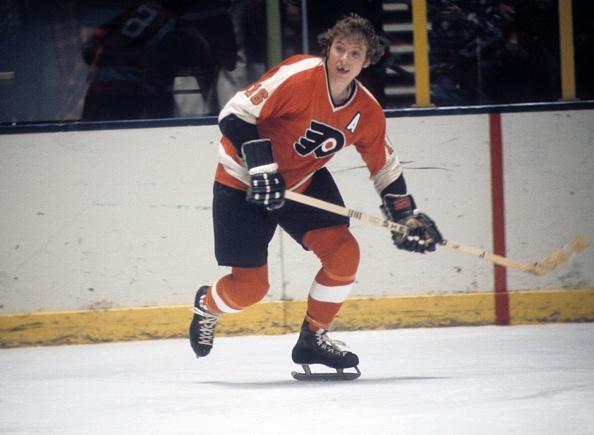 Bobby Clarke; 1972-73 Philadelphia Flyers