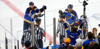 NHL Offside Rule