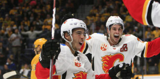 Calgary Flames Team of the Decade