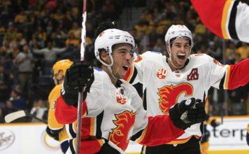 Calgary Flames Team of the Decade