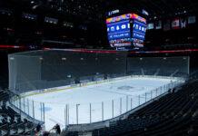 Columbus Blue Jackets Arena NHL Coronavirus