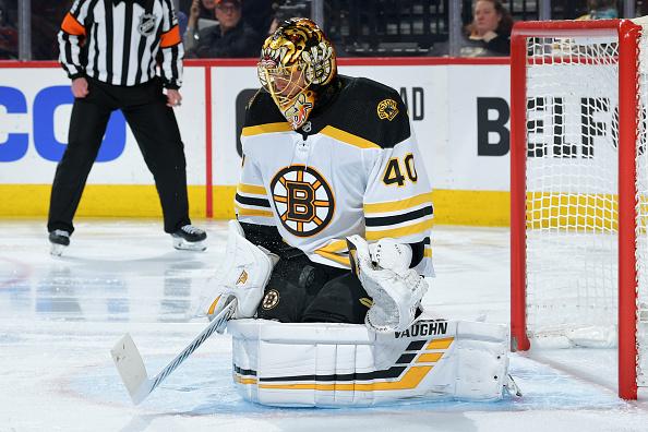 2019-20 Boston Bruins