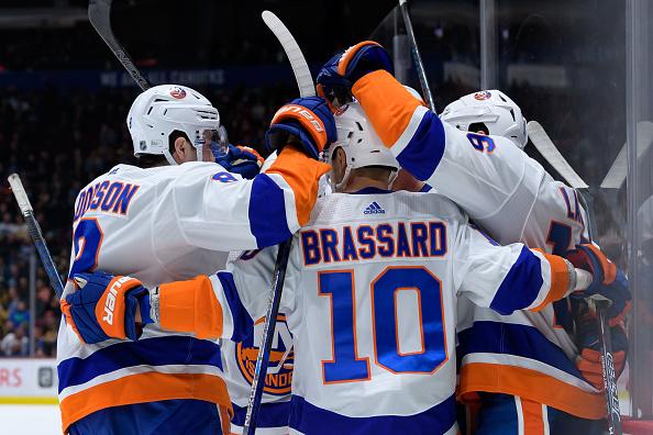 New York Islanders Season