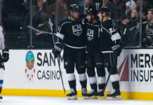 Los Angeles Kings Decade