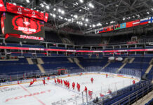 KHL Season Cancelled