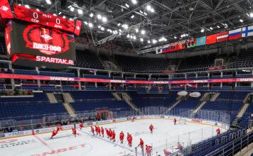 KHL Season Cancelled