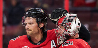 Ottawa Senators Unrestricted Free Agents
