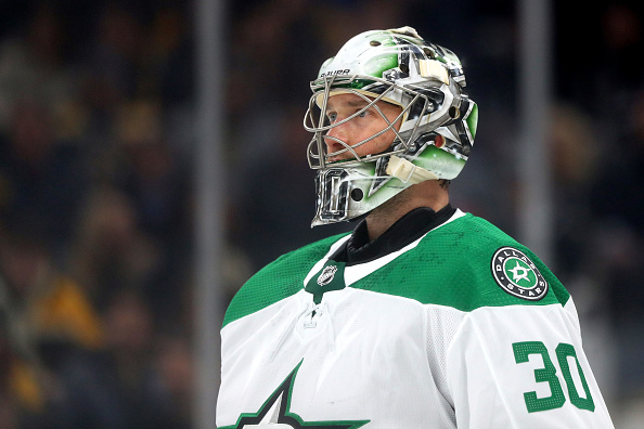 Dallas Stars Ben Bishop, Others Out with Injury - Last Word On Hockey
