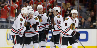 Chicago Blackhawks Decade