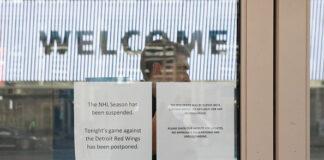 Coronavirus impact on NHL
