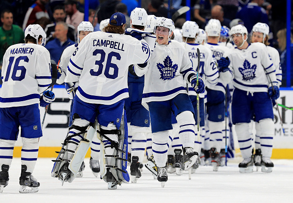 Toronto Maple Leafs reinforcements