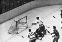 Hockey History March 14
