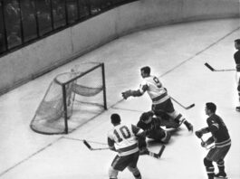 Hockey History March 14