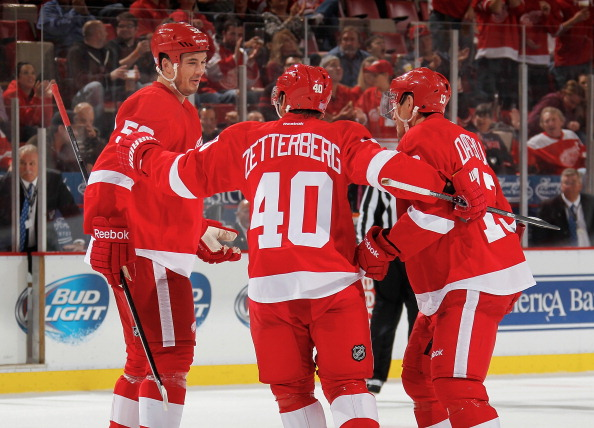 Detroit Red Wings Decade Team