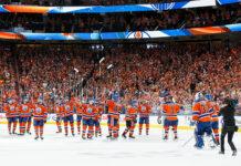 Edmonton Oilers Decade