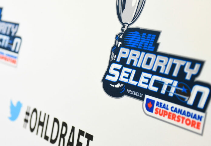 OHL 2020 Priority Selection