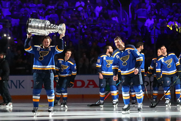 St Louis Blues Team Of The Decade Last Word On Hockey