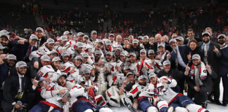 Washington Capitals Decade