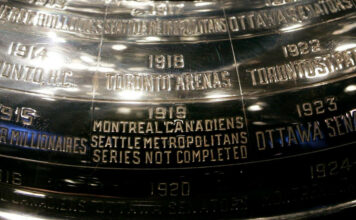 1919 Stanley Cup Final