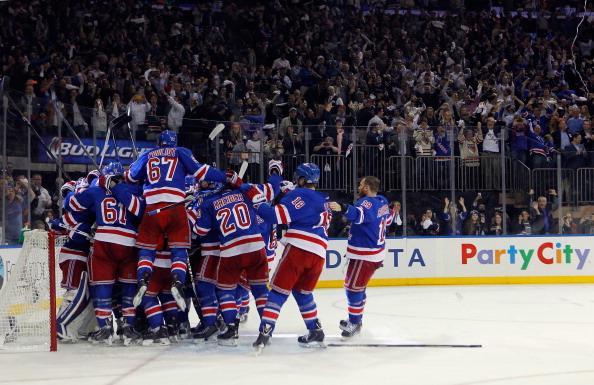 New York Rangers Decade Team