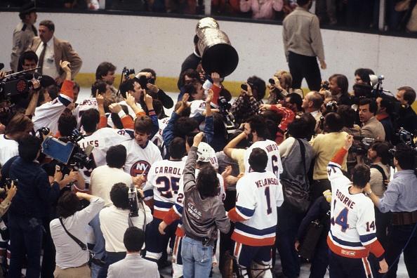 1982-83 New York Islanders; Denis Potvin