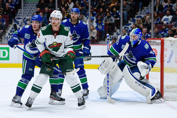 Vancouver Canucks Free Agent Defence