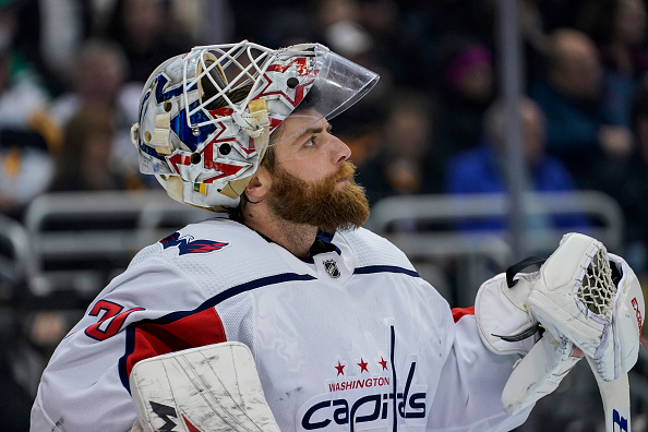 Washington Capitals Facing Crisis With Braden Holtby Entering Free Agency