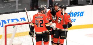 Anaheim Ducks draft