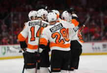 Philadelphia Flyers comic captions