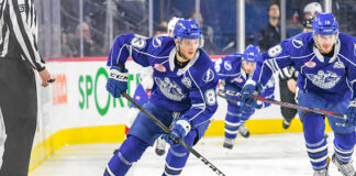 Tampa bay lightning black aces