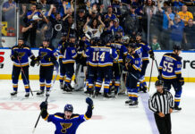 St Louis Blues Postseason