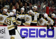 Boston Bruins Playoffs
