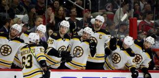 Boston Bruins Playoffs