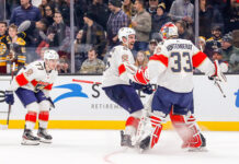 Florida Panthers Black Aces