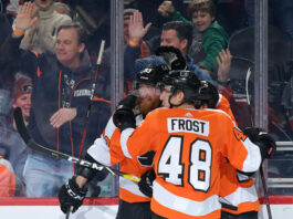 Philadelphia Flyers Black Aces
