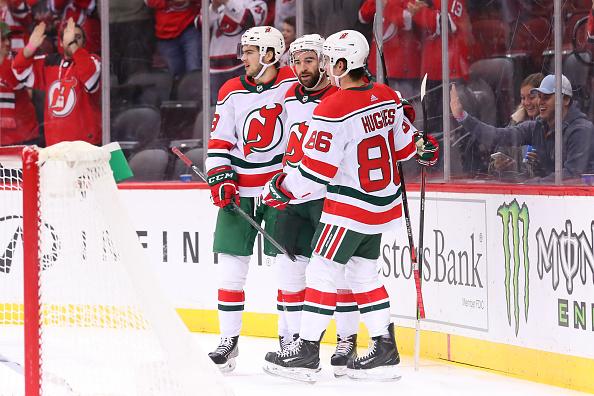 2019-20 New Jersey Devils