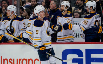 Buffalo Sabres Issues