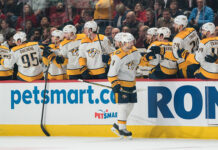 Nashville Predators Black Aces