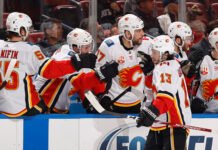 Calgary Flames comic captions