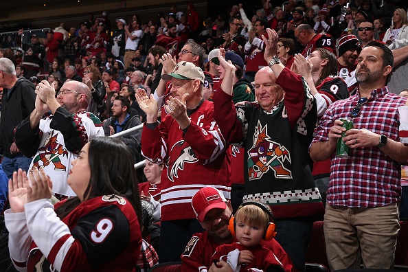 Arizona Coyotes arena situation