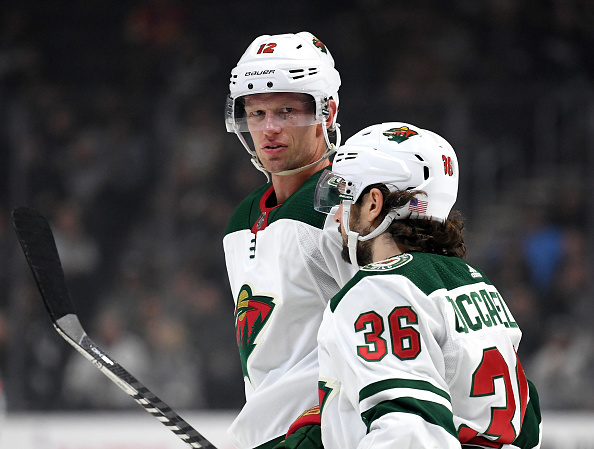 Minnesota Wild comic captions