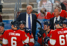 Florida Panthers comic captions