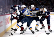 Blues and Avalanche rivalry
