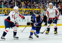 St. Louis Blues Black Aces