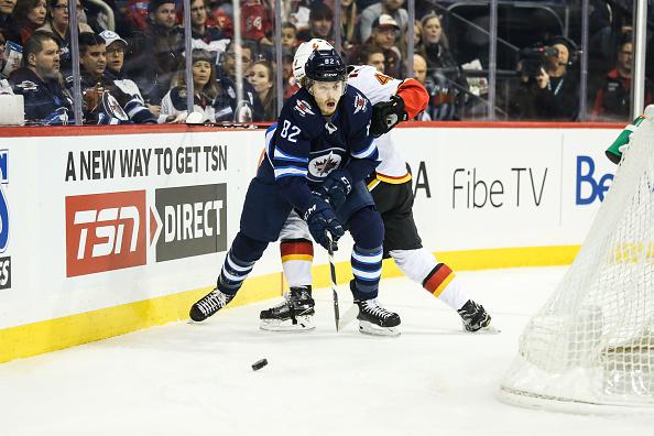 Winnipeg Jets; Mason Appleton