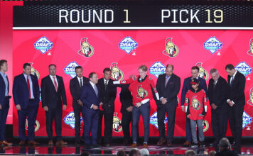 Ottawa Senators Draft