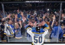St. Louis Blues playoffs