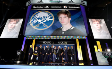 Buffalo Sabres Draft