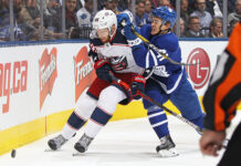 Toronto Maple Leafs vs. Columbus Blue Jackets